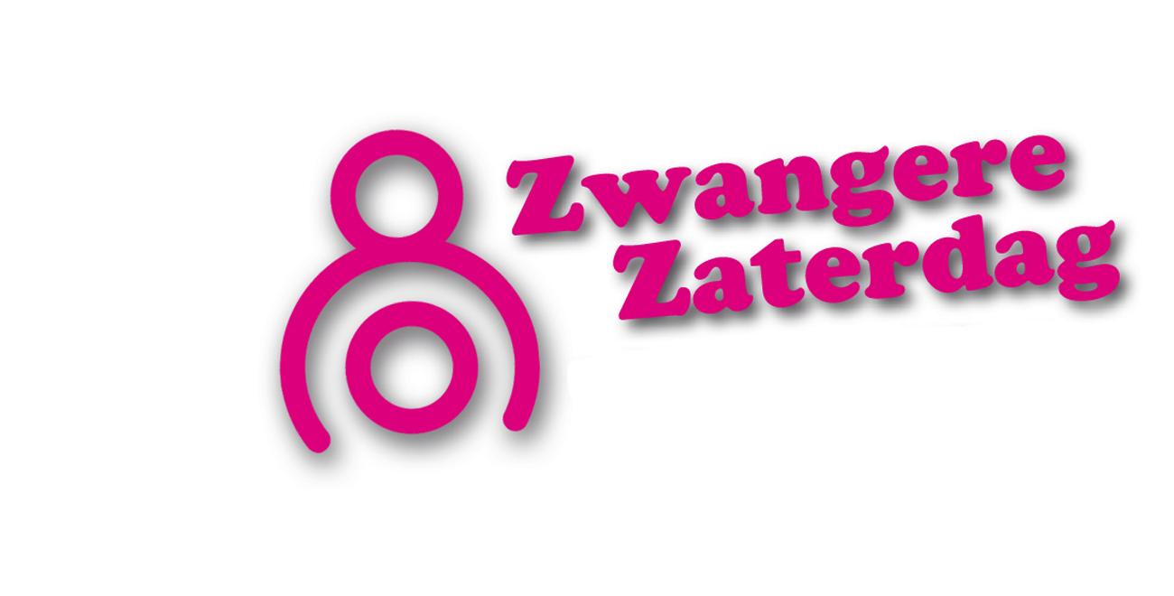Logo Zwangere Zaterdag